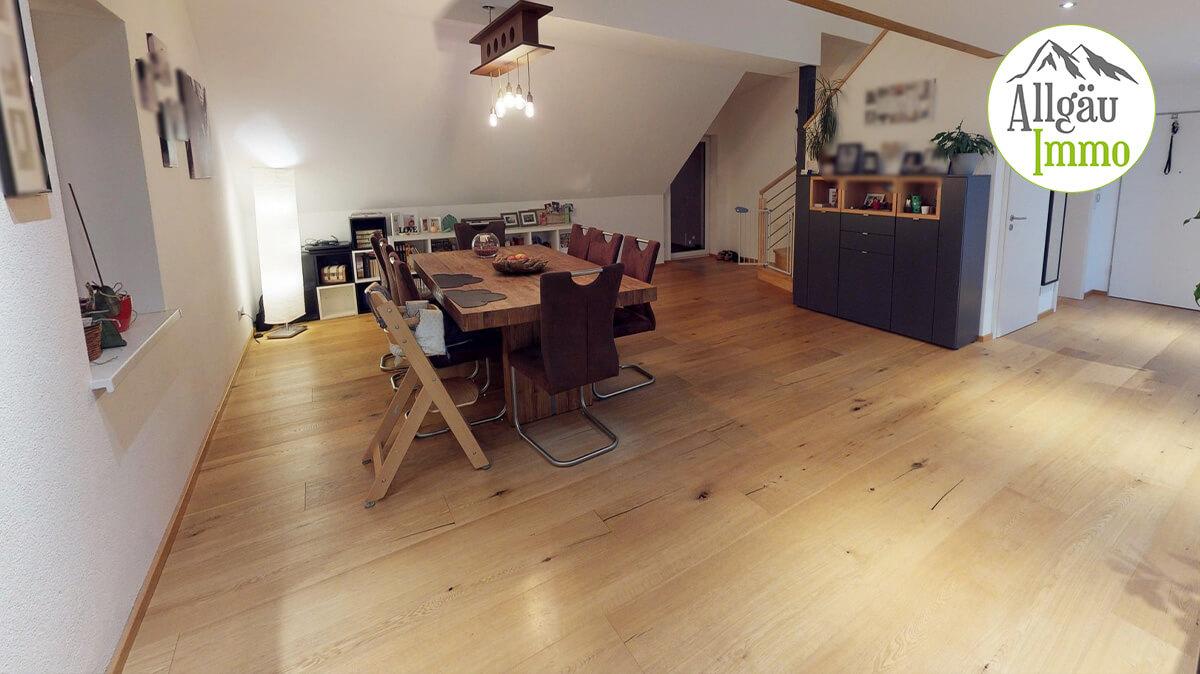 EGT Memmingen Steinheim Wohnung  Verkaufszeit bis zur Beurkundung 9 Wochen