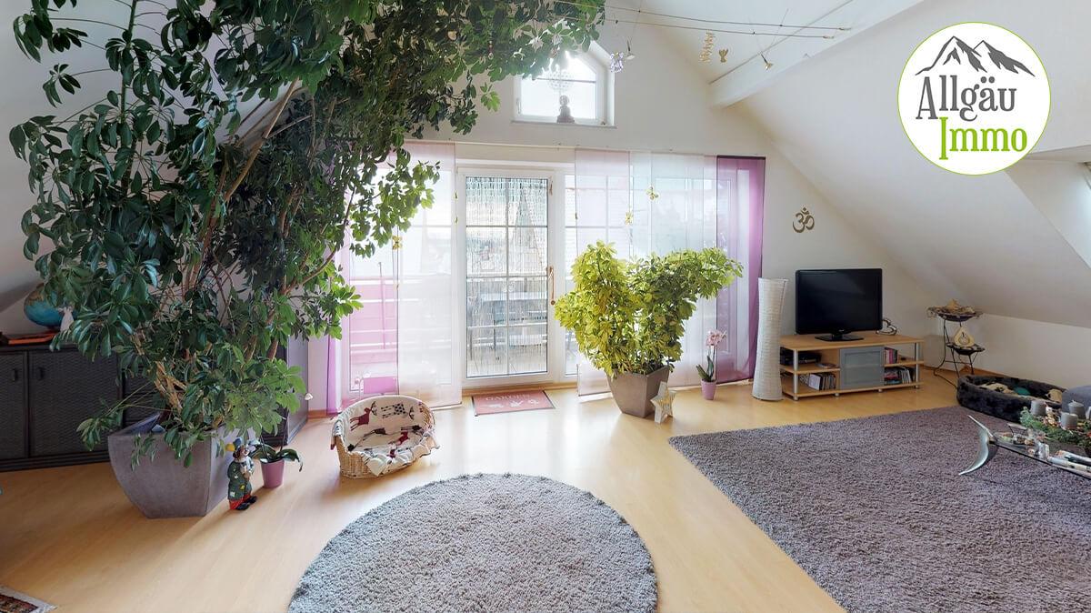 EGT Wohnung Probstried Verkaufszeit bis zur Beurkundung 3 Wochen