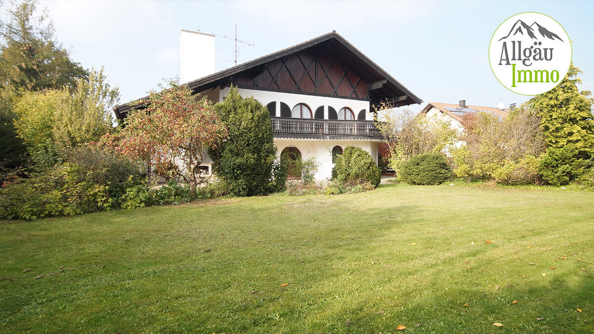 Villa Erkheim, Verkaufszeit bis zur Beurkundung 14 Wochen